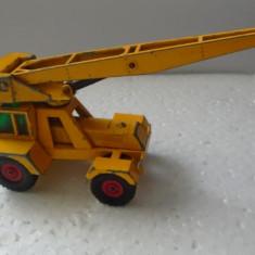 bnk jc Matchbox K14 King Size Jumbo Crane