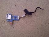 Modul power button si USB cu cablu Acer Aspire S5810TZ 50.4CR05.011