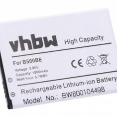 Acumulator pentru samsung gt-i9190, galaxy s4 mini u.a. 1500mah, B500BE, B500BU