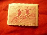 Serie Brazilia 1955 - Concurs Sportiv , 1 val.