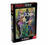 Cumpara ieftin Puzzle Anatolian Color Trio, 1000 piese