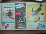 REVISTA URZICA - lot 3 numere ( 1, 2, 3 ) - 1970