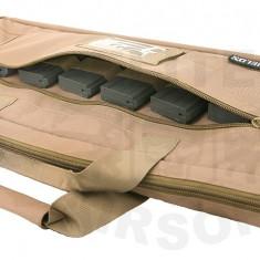 Geanta transport dubla 105 cm - Negru [8FIELDS]