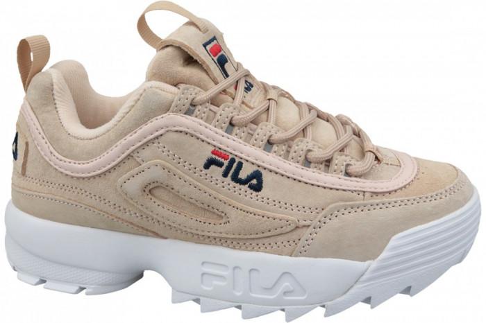 Incaltaminte sneakers Fila Wmn Disruptor Low 1010423-70P pentru Femei