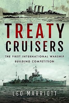 Treaty Cruisers: The First International Warship Building Competition foto