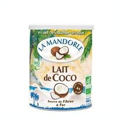 Lapte Praf de Cocos Bio La Mandorle 400gr Cod: 3760030721159
