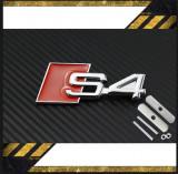 Emblema Sline S4 grila fata Audi