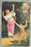 AD 251 C. P. VECHE -QUO VADIS ?- LYGIA W DOMU AULUSW- PATATA -WIEN - AUSTRIA, Franta, Circulata, Printata