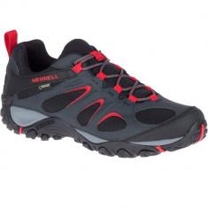 Pantofi Bărbați Drumetie Piele impermeabili Merrell YOKOTA 2 SPORT GTX Gore-tex Vibram