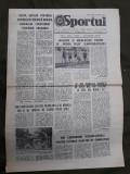 Ziarul Sportul din 6 iunie 1978