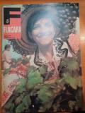 Flacara 27 septembrie 1969-telecabina bucegi,art si foto politehnica bucuresti