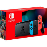 Consola NINTENDO Switch (Joy-Con Neon Red/Blue) V2