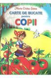 Carte de bucate pentru copii, Maria Cristea Soimu