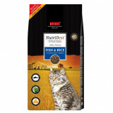 Cumpara ieftin Hrana uscata pentru pisici Nutribest Cat Adult, Peste si Orez, 15 kg