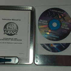 Action Replay Max - PlayStation PS 2