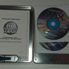 Action Replay Max - PlayStation PS 2