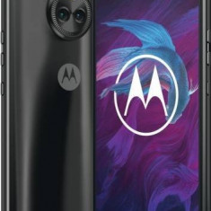 Telefon Mobil Motorola Moto X4 64GB Dual Sim 4G Black, Neblocat, 1080x1920 pixeli (FHD)