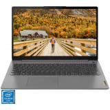 Laptop Lenovo IdeaPad 3 15ITL6 cu procesor Intel Celeron 6305, 15.6, Full HD, 4GB, 256GB SSD, Intel UHD Graphics, No OS, Arctic Grey
