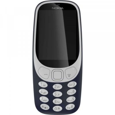 Telefon Mobil Nokia 3310, Albastru foto