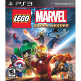 LEGO MARVEL Super Heroes  - PS3 [Second hand], Actiune, 12+, Single player