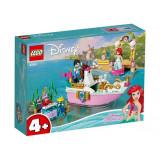 LEGO Disney Princess Barcuta de sarbatoare a lui Ariel