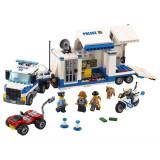 Legoâ® City Police Centru De Comanda Mobil - L60139