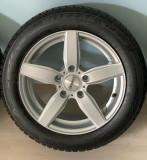 Roti/Jante BMW, Opel 5x120, 205/55 R16, Seria 1, 3, F21, E81, E82, 16, 7, 5, Dezent