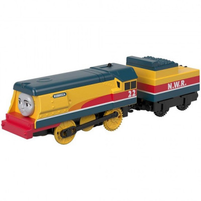 Tren Fisher Price by Mattel Thomas and Friends Trackmaster Rebecca foto