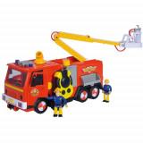Cumpara ieftin Masina de Pompieri Fireman Sam Mega Deluxe Jupiter cu 2 Figurine si Accesorii, Simba