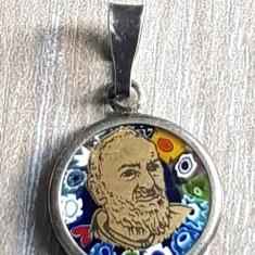 Medalion - pandantiv MURANO - sticla lucrata manual
