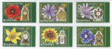 România, LP 1966/2013, Ceasul florilor I (uzuale), MNH, Nestampilat