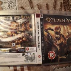 [PS3] Golden Axe - Beast Rider - joc original Playstation 3