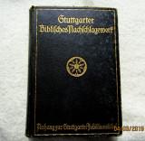 Cumpara ieftin Martin Luther-Stuttgarter Biblisches/Biblia de la Stuttgart 1932.p 755/1600 g.