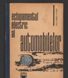 C8809 ECHIPAMENTUL ELECTRIC AL AUTOMOBILELOR - ALEX. FRANSUA, V. RAICU