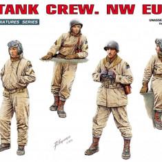 1:35 U.S. Tank Crew. NW EUROPE - 5 figures 1:35