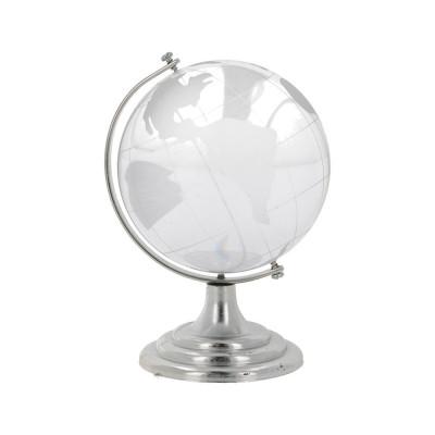 Glob pamantesc din cristal 45 mm foto