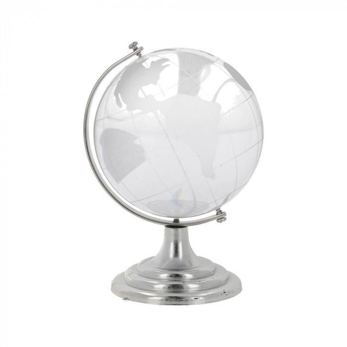 Glob pamantesc din cristal 45 mm