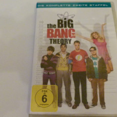 The big bang theory - season 2, DVD, Comedie, Engleza