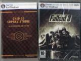 Fallout 3 - NOU Joc PC Windows Full Original limba romana Sigilat 2008
