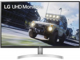 Cumpara ieftin Monitor Gaming VA LED LG 31.5inch 32UN500-W, UHD (3840 x 2160), HDMI, DisplayPort, Boxe, 4 ms (Alb)