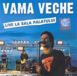 CD Rock: Vama Veche - Live la Sala Palatului ( 2005 , original , nou )