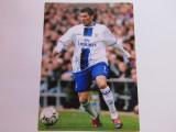 Foto fotbal - jucatorul Adrian MUTU (CHELSEA FC) cu autograf original