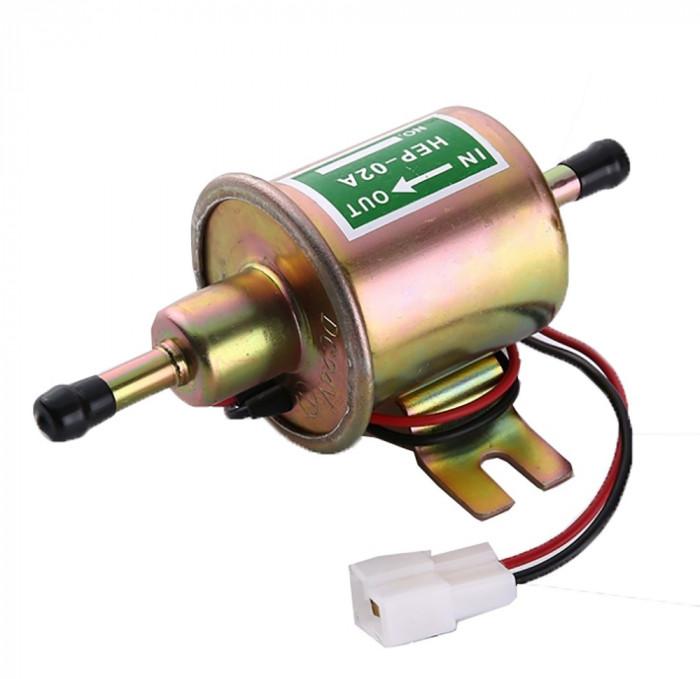 Pompa universala de combustibil pentru motoare cu carburator