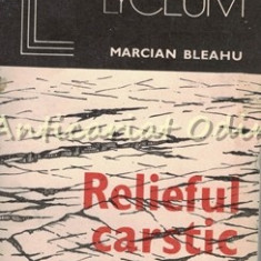 Relieful Carstic - Marcian Bleahu