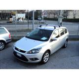 Set bare transversale aluminiu Ford C-Max, Focus II