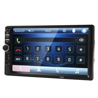 Mp5 player auto ,Rama, 2 DIN Touch bluetooth 7, USB 45X4W MIRROR LINK foto