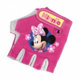 Manusi pentru bicicleta Disney Minnie Mouse, Roz