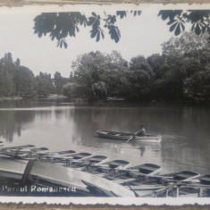 Craiova, Parcul Romanescu// CP