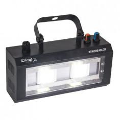 Stroboscop led 2x20w