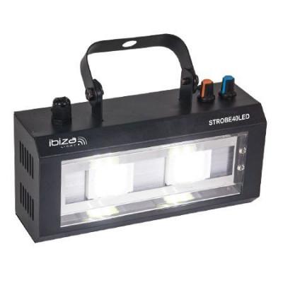 STROBOSCOP LED 2X20W foto